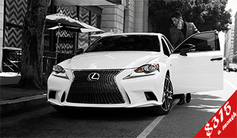 2015 Lexus IS 250 Deal Of The Month Lease Special