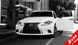 2016 IS200t lease deals from lexus