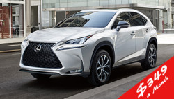 NX200t lease deal