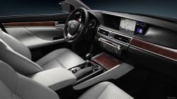 New Lexus GS 350 Grey Interior