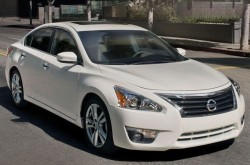 2015 Nissan Altima White