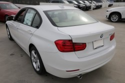 Brand New BMW 3 series Lease Deal