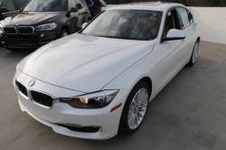 2015 BMW 335i white