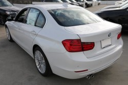 Brand New BMW 335i White