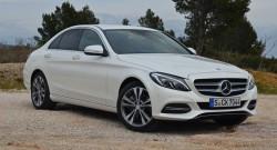 New Mercedes Benz C300