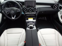 C300 Grey interior