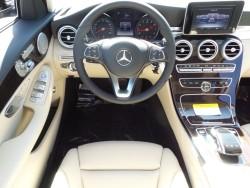 C300 Beige brown interior