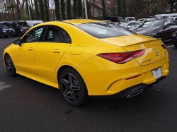 2020 Mercedes CLA 250 Lease Deals