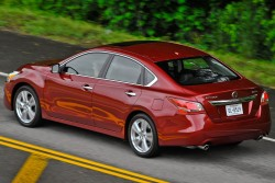 Brand New Altima Red