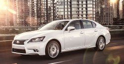 Lexus GS 350 Lease Deal