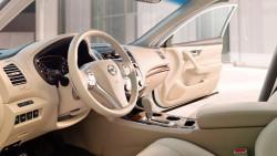 Brand New Nissan Altima Beige Interior