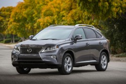 Brand New Lexus RX 350 Lease
