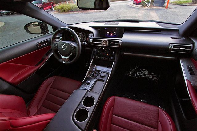 Lexus IS 250 Red Interior Good Ideas
