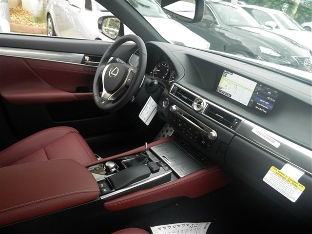 lexus gs 350 red interior palm beach lease deals lmg auto brokers. Black Bedroom Furniture Sets. Home Design Ideas