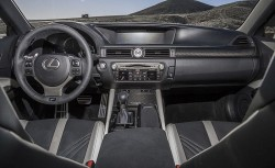 interior gs 350 F Sport Lease