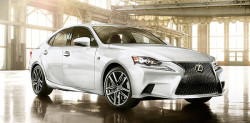 New Lexus IS 250 F Sport