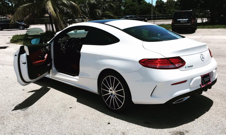 2018 mercedes benz c300 coupe palm beach lease deals for Mercedes benz lease rates