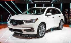 2017 Acura MDX lease deals