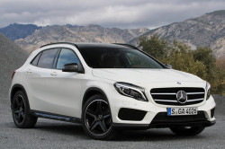 2015 Mercedes Benz GLA