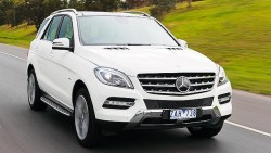 Mercedes Benz ML350 Lease Special