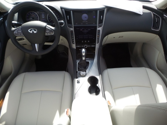 Infiniti Q50 Wheat Interior Palm Beach Lease Deals Lmg