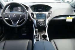 Interior Acura TLX