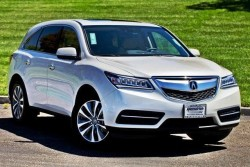 Acura MDX Lease deal