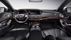 S550 Black interior Lease Special