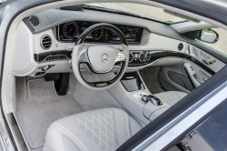 INT S550 Ivory Interior Lease special