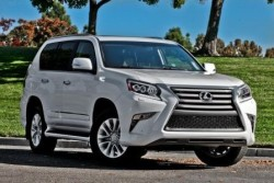 2016 Lexus GX 460 Lease Deals