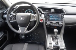 civic ex interior