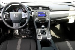 civic lx interior