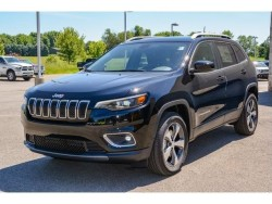2019 Jeep Cherokee Limited Black