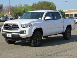 2018 Toyota Tacoma SR5 Double Cab Lease Deal